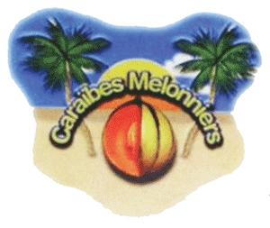 Logo caraïbes Melonniers
