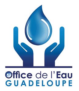 Logo Office de l'Eau Guadeloupe